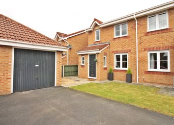 Thumbnail 3 bed semi-detached house for sale in Watermans Walk, Carlisle