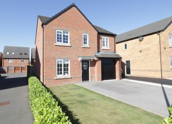 Thumbnail 4 bed detached house for sale in Buzzard Avenue, Mexborough