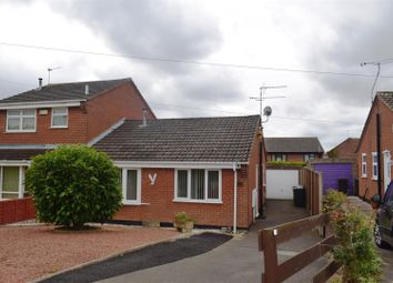 Thumbnail 2 bed semi-detached house for sale in Merlin Avenue, Nuneaton