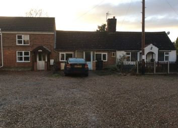 Thumbnail 1 bedroom bungalow for sale in Hiltons Lane, St. Germans, King's Lynn