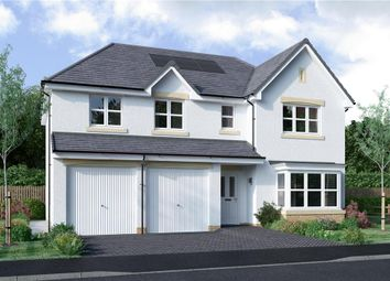 "5 bed detached house for sale in ""Kinnaird"" at Blantyre Mill Road, Bothwell, Glasgow G71"