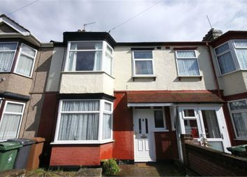 Thumbnail 3 bed terraced house to rent in Forest View Road, Walthamstow, London