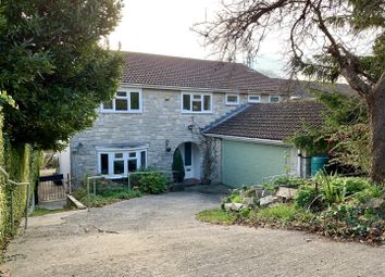 Thumbnail 5 bed detached house for sale in Wyke Oliver Road, Preston, Weymouth