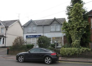 Thumbnail Retail premises to let in Ground Floor Shop, 76 High Street, Horsell, Surrey