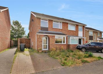 Thumbnail 3 bed semi-detached house for sale in Harvey Drive, Somersham, Huntingdon