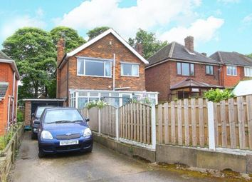 Thumbnail 3 bed detached house for sale in Longedge Lane, Wingerworth, Chesterfield, Derbyshire