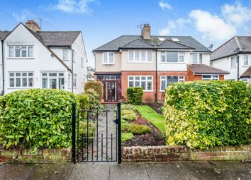Thumbnail 3 bed semi-detached house for sale in Goodwood Avenue, Watford
