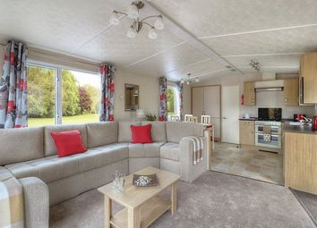 Thumbnail 2 bed mobile/park home for sale in West Bay Holiday Park, Bridport, Dorset