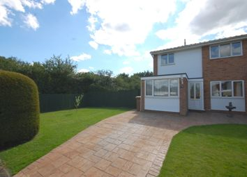 Thumbnail 4 bed terraced house for sale in Osea Way, Springfield, Chelmsford