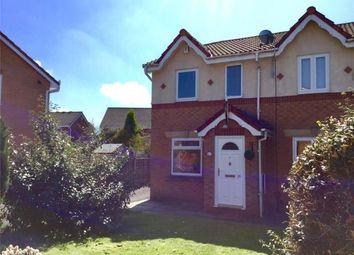 Thumbnail 2 bed semi-detached house for sale in Devonport Close, Walton-Le-Dale, Preston