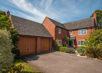 Thumbnail 5 bed detached house for sale in Weston Park, Weston Under Penyard, Ross-On-Wye