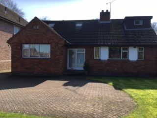 Thumbnail 2 bed detached bungalow for sale in Cantley Lane, Doncaster