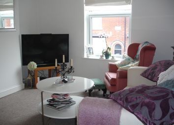 Thumbnail 2 bed flat to rent in Greenfield Road, Harborne, Birmingham