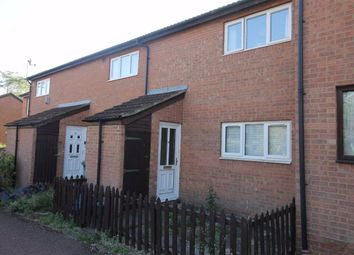 Thumbnail 1 bedroom maisonette to rent in Bercham, Two Mile Ash, Milton Keynes