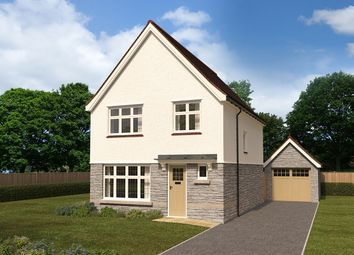 Thumbnail 3 bed detached house for sale in Glenwood Park, Old Bideford Road, Barnstaple, Devon