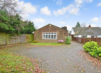 Thumbnail 2 bed detached bungalow for sale in Vigo Road, Fairseat, Sevenoaks, Kent