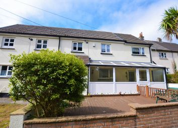 Thumbnail 3 bed terraced house to rent in St. Julitta, Luxulyan, Bodmin