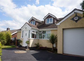 Thumbnail 4 bedroom detached bungalow for sale in Gorsey Bank, Stoke-On-Trent