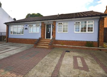 Thumbnail 3 bed bungalow for sale in Stoke Road, Hoo, Rochester