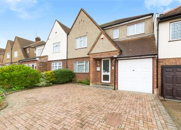 Marlborough Gardens, Upminster RM14. 4 bed semi-detached house