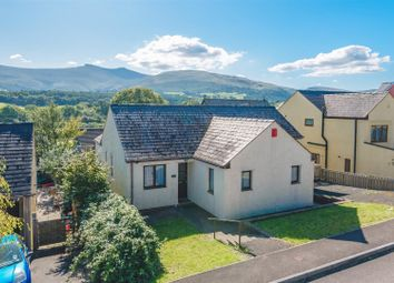 Thumbnail 3 bed detached bungalow for sale in Pen Y Fan Close, Libanus, Brecon