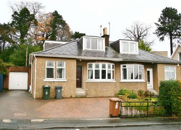 4 bed semi-detached house for sale in 8 Belmont Gardens, Murrayfield, Edinburgh EH12