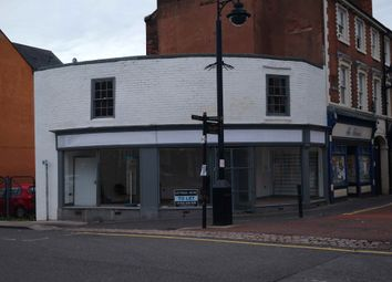 Thumbnail Retail premises to let in Cross St, Willenhall