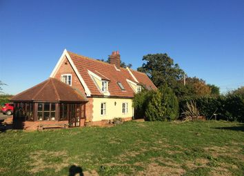 Thumbnail 4 bed detached house to rent in Marlesford Road, Campsea Ashe, Woodbridge
