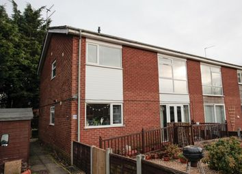 Thumbnail 2 bed flat to rent in Longholme Road, Carlisle