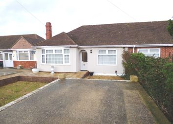 Thumbnail 2 bed semi-detached bungalow to rent in Midfield Close, Fareham