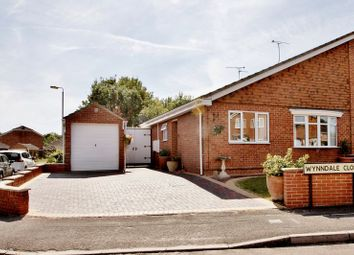 Thumbnail 2 bedroom semi-detached bungalow for sale in Wynndale Close, Swindon, Wiltshire