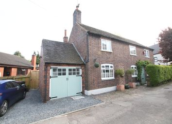 Thumbnail 3 bed detached house for sale in 1 & 3 Pear Tree Cottages, Alders Lane, Nuneaton