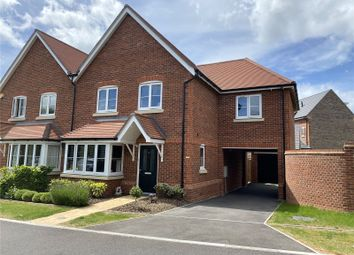 Thumbnail 4 bed semi-detached house for sale in Wilder Crescent, Spencers Wood, Reading, Berkshire