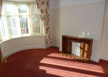 Thumbnail 3 bed semi-detached house to rent in Douglas Avenue, Blackpool