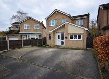Thumbnail 4 bed detached house for sale in Poppy Close, Brayton, Selby