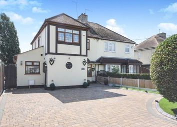 Thumbnail 4 bed semi-detached house for sale in Canvey Island, Essex, England
