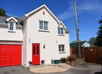 Thumbnail 4 bed link-detached house for sale in Tanyard Court, Bridestowe, Okehampton