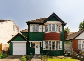 Thumbnail 4 bed detached house for sale in West Barnes Lane, Motspur Park