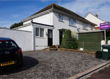 Thumbnail 4 bed semi-detached house for sale in Dart Avenue, Torquay