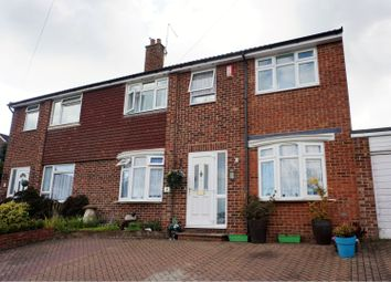Thumbnail 6 bed semi-detached house for sale in The Spinney, Dover