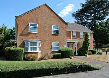 Thumbnail 2 bedroom flat for sale in Fairlawn, Hall Place Drive, Weybridge