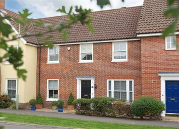 Thumbnail 3 bed property for sale in Ashfield Road, Elmswell, Bury St. Edmunds