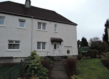 Thumbnail 3 bed property for sale in 244 Second Avenue, Uddingston, Glasgow