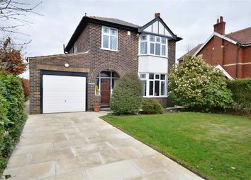Thumbnail 3 bed detached house for sale in Park Road, Golborne, Warrington