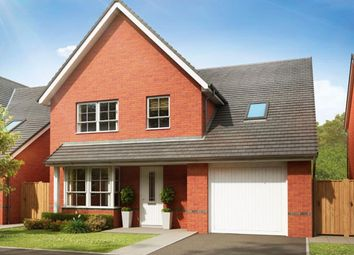"Thumbnail 4 bed detached house for sale in ""Hertford"" at Pye Green Road, Hednesford, Cannock"
