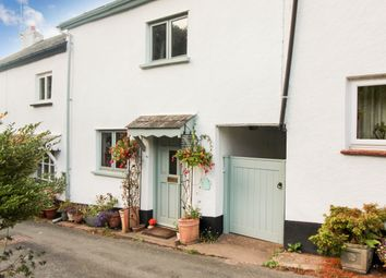 Thumbnail 2 bed terraced house for sale in Butts Lane, Christow, Exeter
