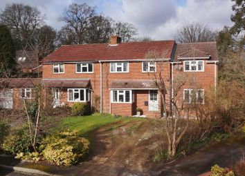 Thumbnail 5 bed semi-detached house for sale in Roke Close, Witley, Godalming