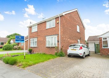 Thumbnail 2 bed semi-detached house for sale in Beech Avenue, Thorngumbald