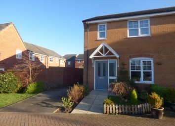 Thumbnail 3 bed semi-detached house for sale in Cotton Mills Drive, Hyde