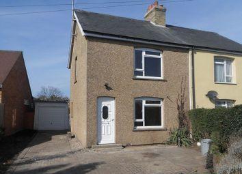 Thumbnail 3 bed semi-detached house to rent in Bushel Lane, Soham, Ely